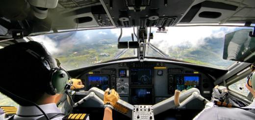 Авиация пилоты